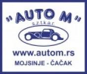 AUTO M - Usluge