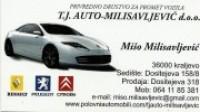 A.C.MIŠO-AUTO M - Auto plac