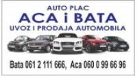 Aca i Bata - Auto plac
