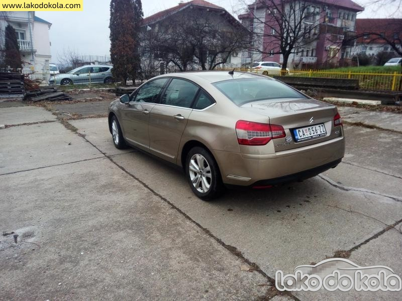 Citroen C5 2.0tdi full