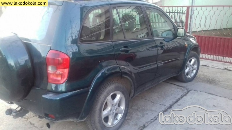 Polovni Automobil Toyota Rav4 Polovni Automobili Lako Do