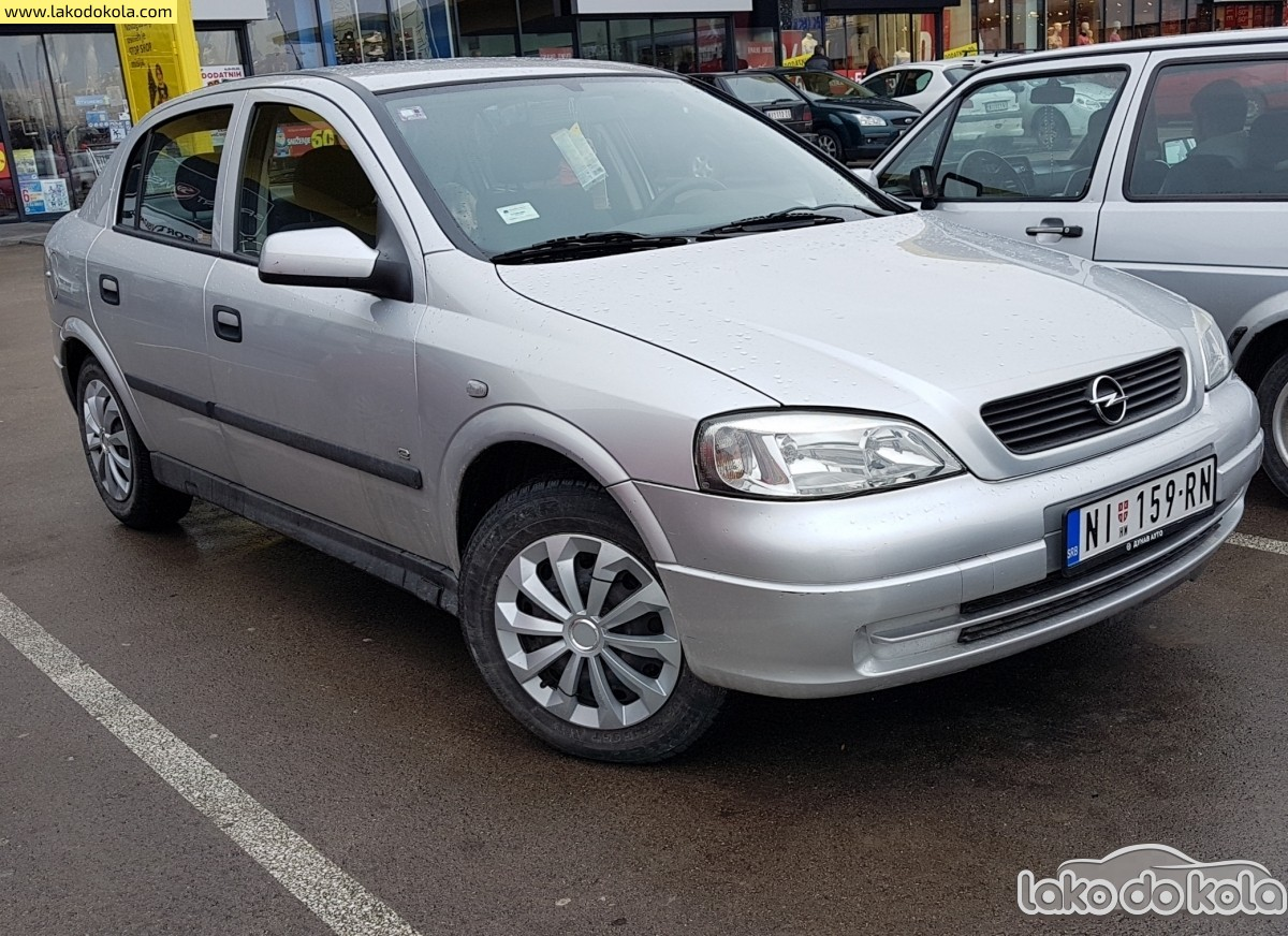 Opel Astra G twinport
