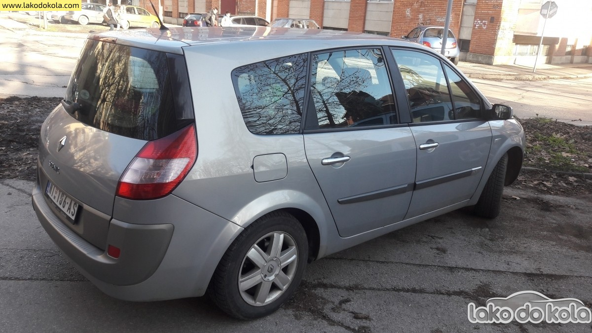 Renault Grand Scenic 1.5 dci 74kw