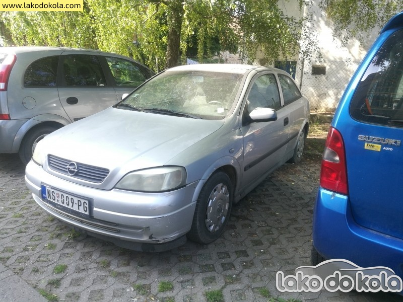 Polovni Automobil Opel Astra G Polovni Automobili Lako