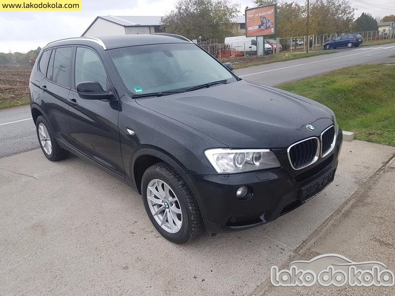 BMW X3 SPORT LED BI XENON