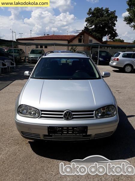 Polovni Automobil Volkswagen Golf 4 Golf 4 19 T D I