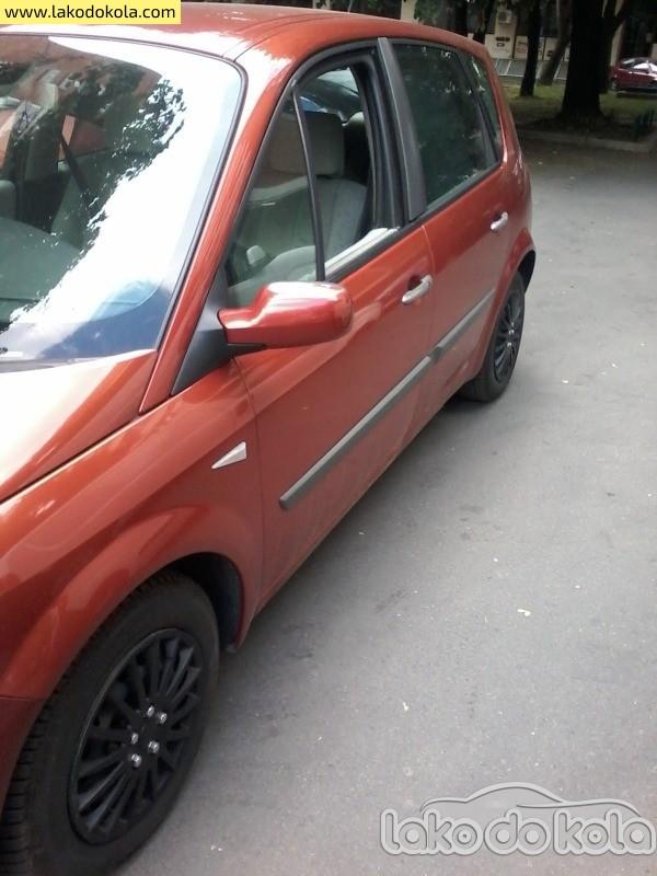 Polovni Automobil Renault Scenic Slovenija Polovni