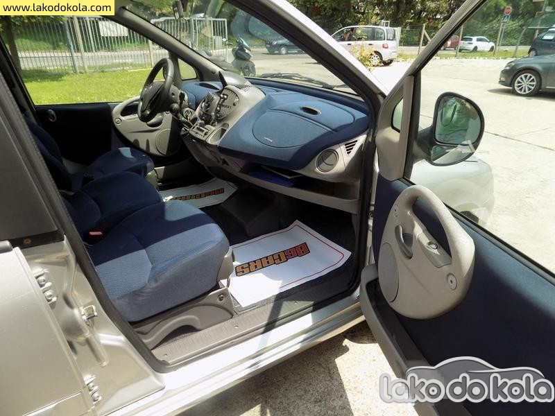 Fiat Multipla 1.6 N-power