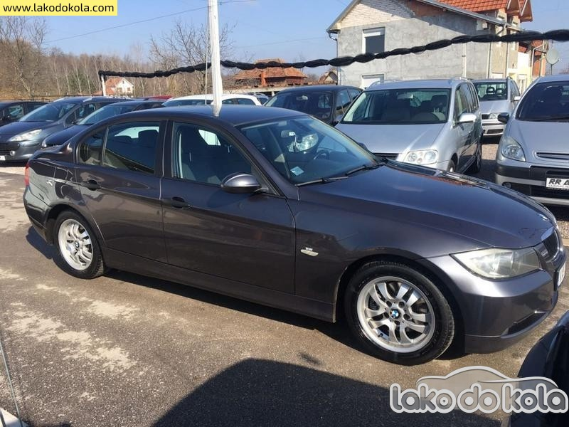 BMW 320 D TIP TO P