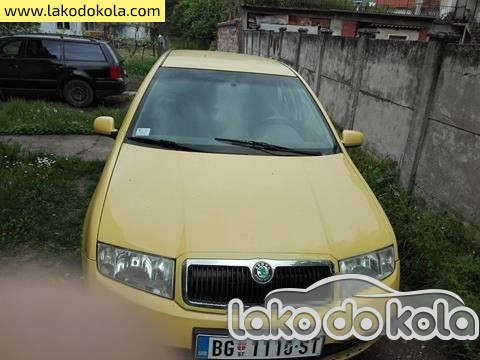 Polovni Automobil škoda Fabia Polovni Automobili Lako Do