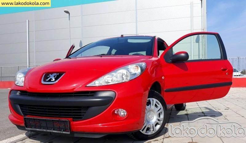 Polovni Automobil Peugeot 206 14 Hdi Nemacka Polovni