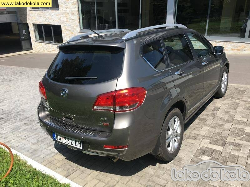 Great Wall Haval H2 Great Wall 2.0tdi