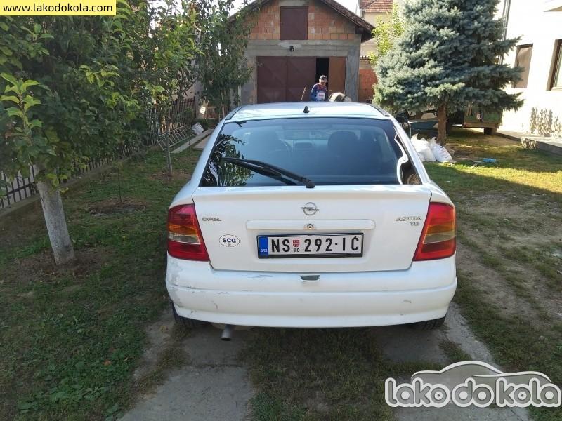 Polovni Automobil Opel Astra G 17 Polovni Automobili