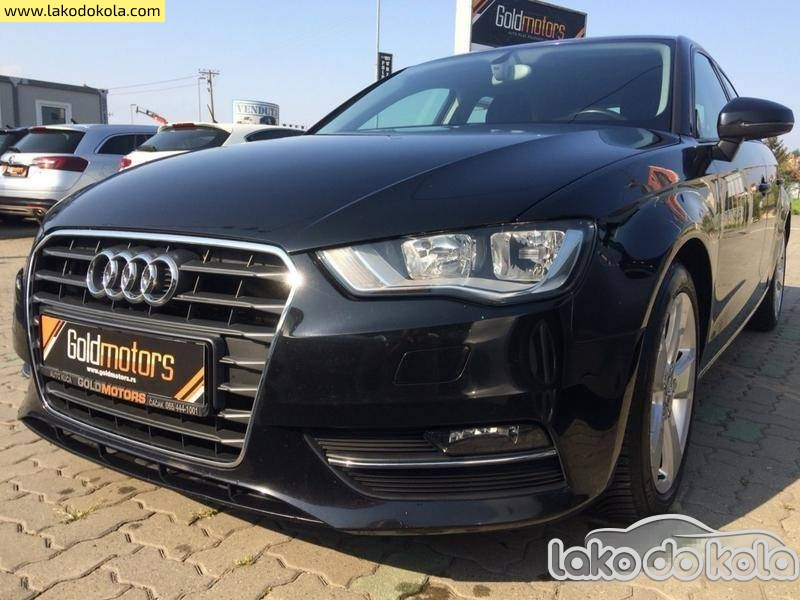 Polovni Automobil Audi A3 20tdi S Tronic Polovni Automobili