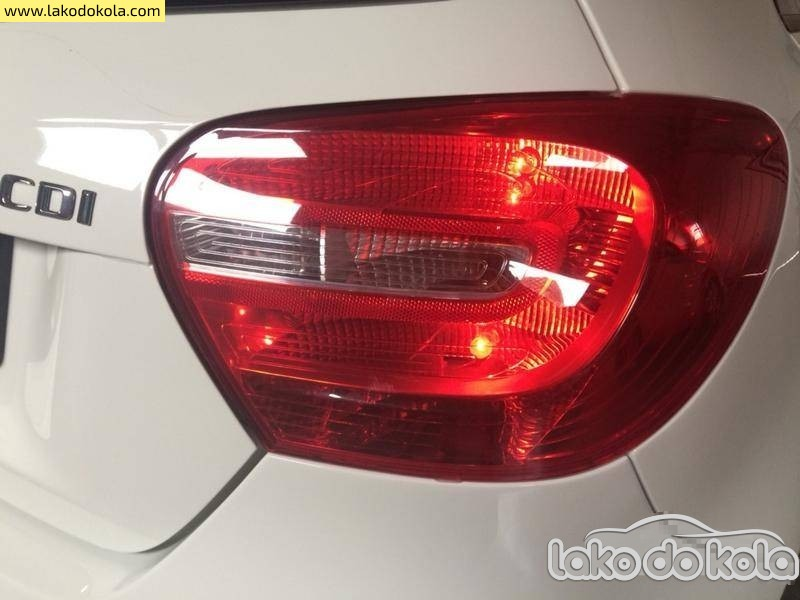 Mercedes Benz A 180 Mercedes Benz A 180 1.5 cdi Executive