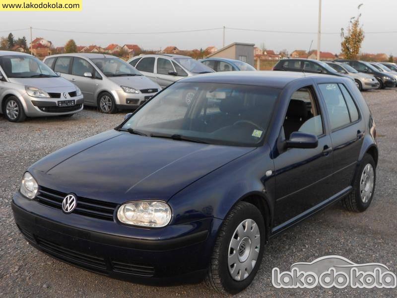 Polovni Automobil Volkswagen Golf 4 Golf 4 19 Tdin A V I