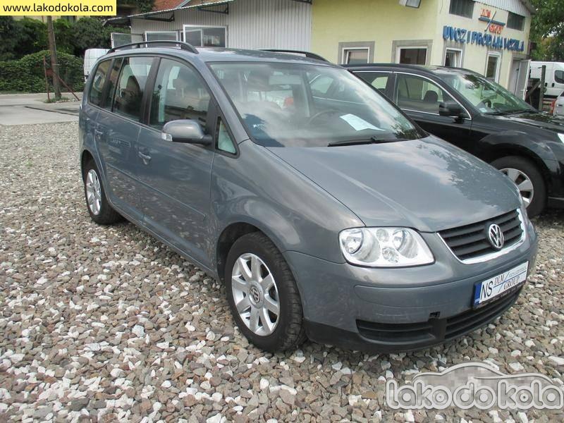 Polovni Automobil Volkswagen Touran Polovni Automobili