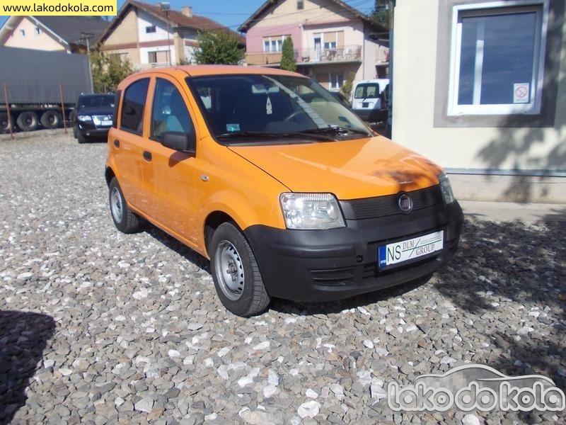 Polovni Automobil Fiat Panda 13 Mjt Polovni Automobili