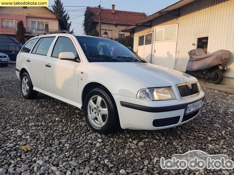 Polovni Automobil škoda Octavia 19 Tdi Polovni Automobili