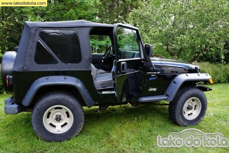 Polovni Automobil Jeep Wrangler Polovni Automobili Lako Do Kola