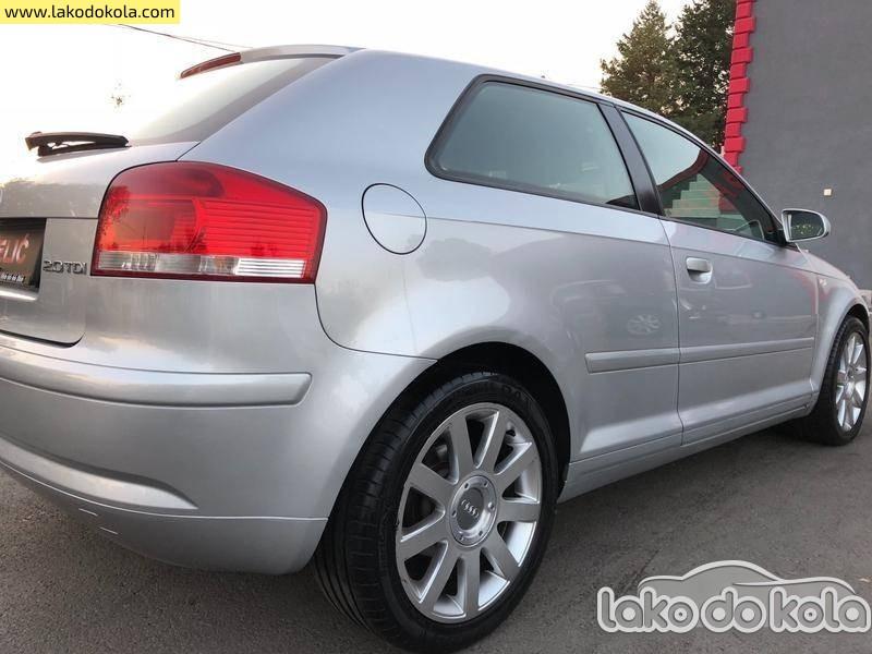 Polovni Automobil Audi A3 Kredlti Bez Ucesca Polovni
