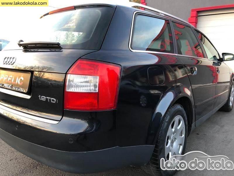 Polovni Automobil Audi A4 Kredlti Bez Učešća Polovni