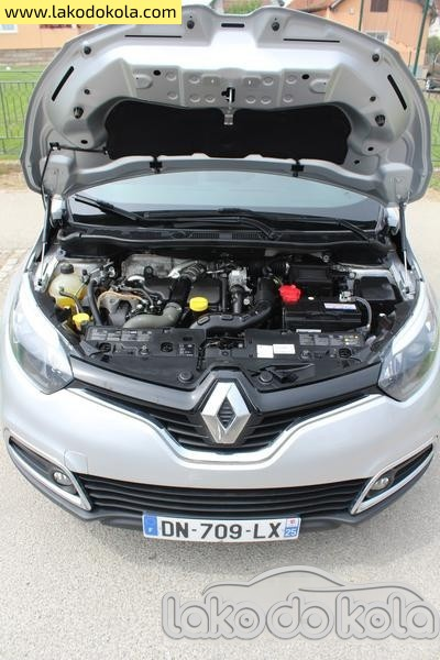 Renault Captur 1.5dCi eco2 Energy