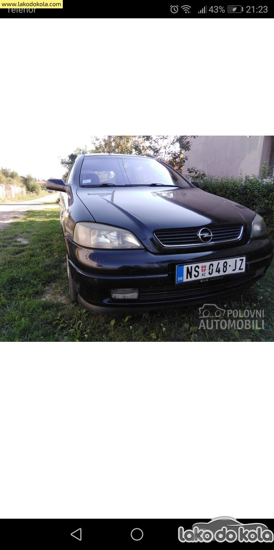 Polovni Automobil Opel Astra G 17 Cdti Polovni Automobili