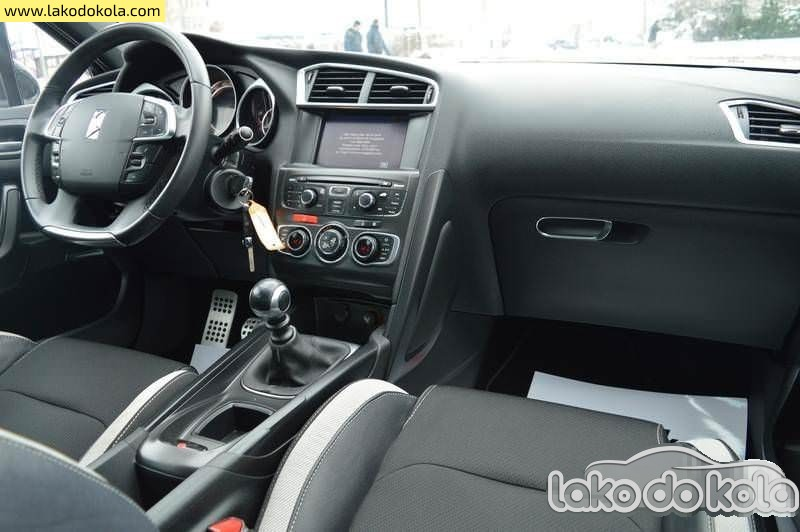 Citroen DS4 1.6 HDI/NAV/LED