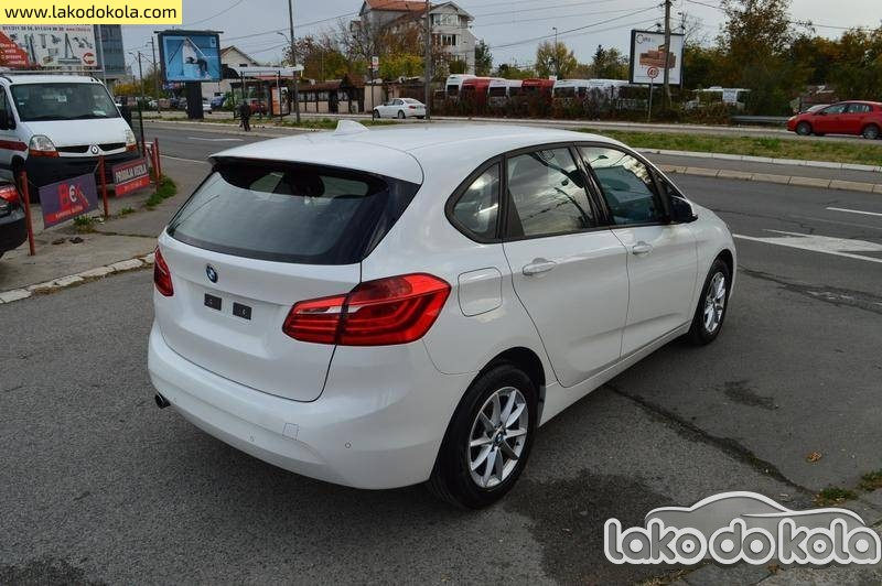 BMW 216 D ACTIVE TOURER/NAV