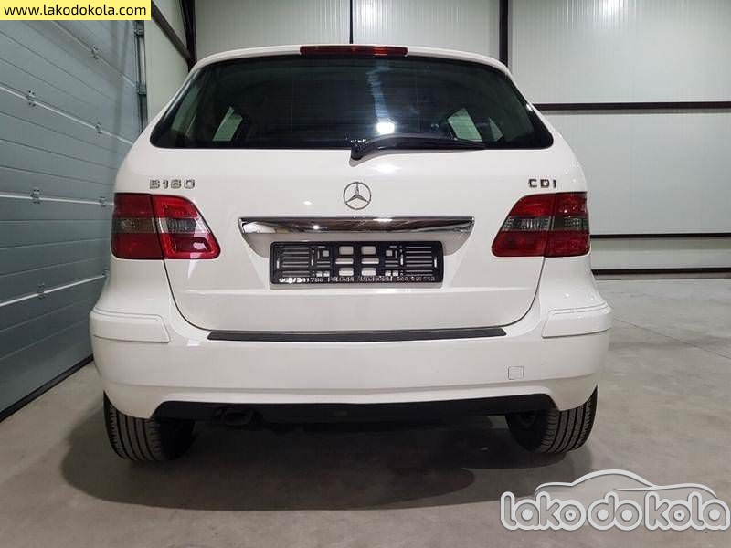 Mercedes Benz B 180 Mercedes Benz B 180 cdi executive