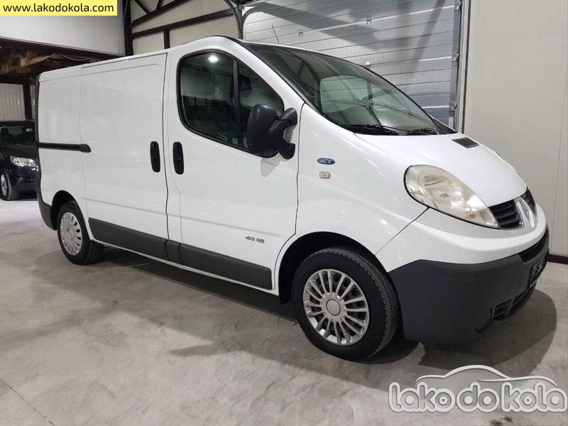 Renault trafic 2,0dci