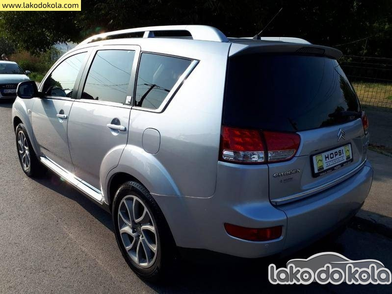 Citroen C-Crosser 2.2 HDI EXCLUSIVE