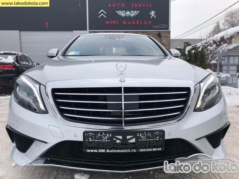 Mercedes Benz 123 Mercedes Benz S 350 7-GTronic AMG LONG