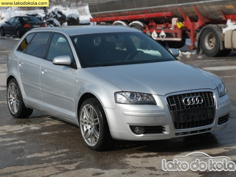 Polovni Automobil Audi A3 Sportback Dioda Polovni Automobili
