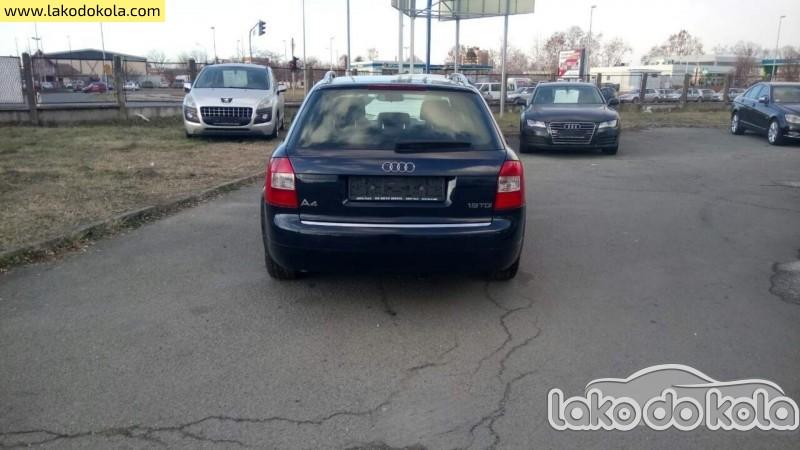 Polovni Automobil Audi A4 19 Tdi Biznis Polovni