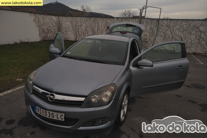 Opel Astra H GTC Cosmo