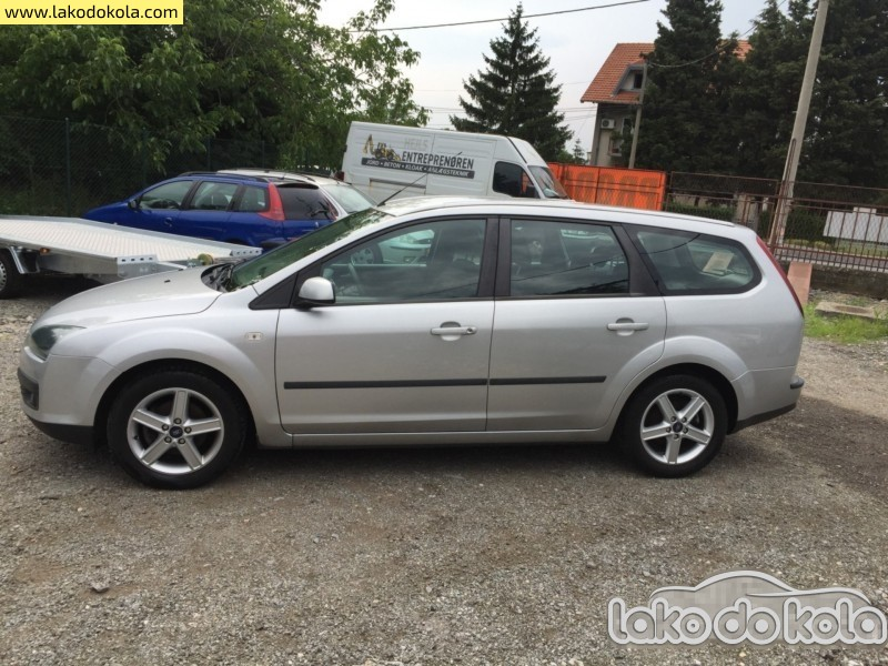 Ford Focus 1.6 tdci 90hp
