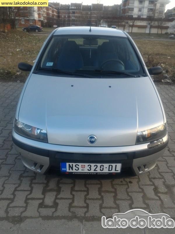 Polovni Automobil Fiat Punto 12 8v Polovni Automobili
