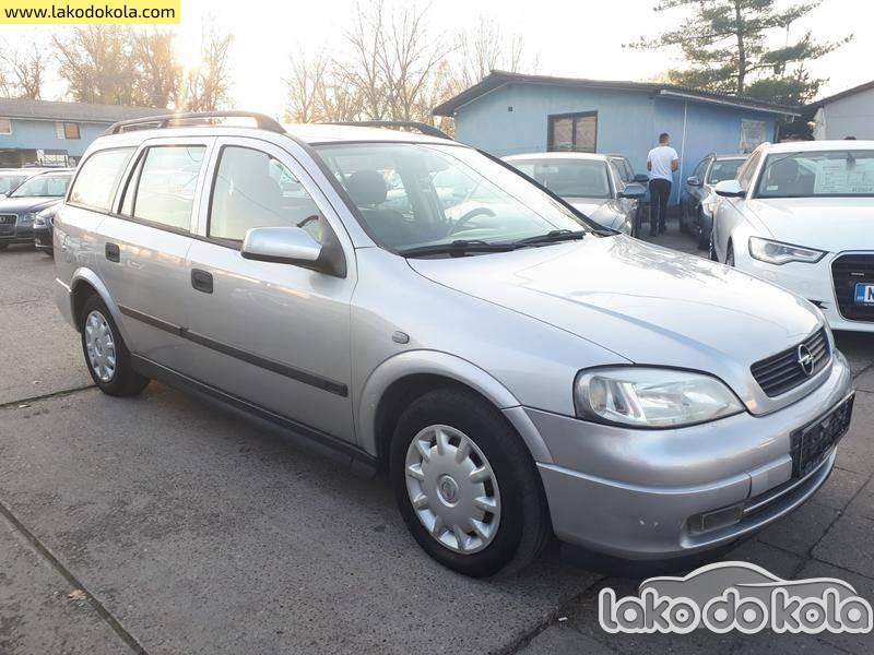 Polovni Automobil Opel Astra G Astra G 17dti Polovni
