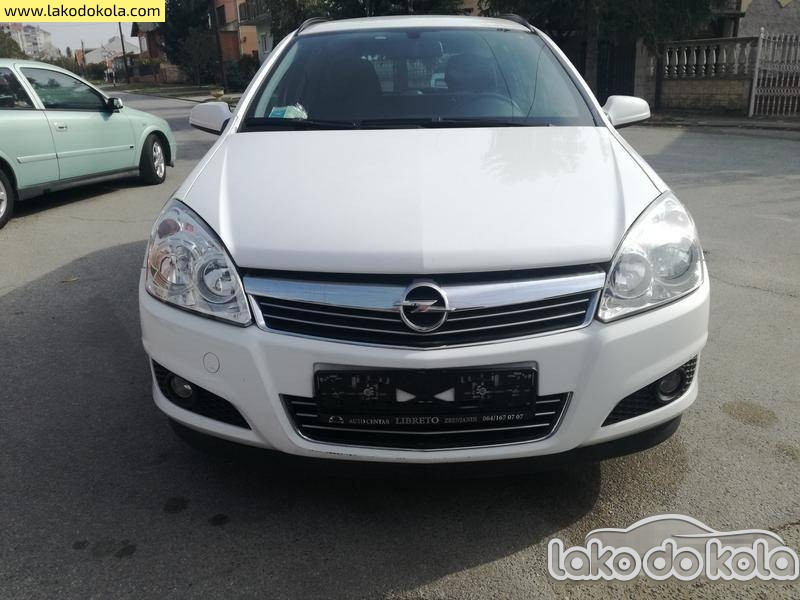 Opel Astra H Astra H 1.7 cdti