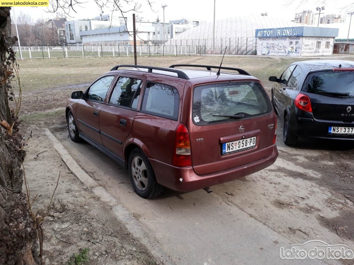 Polovni Automobil Opel Astra G Elegance Polovni Automobili