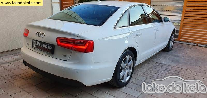 Audi A6 2.0 MULTITRONIK