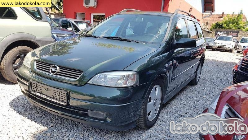 Opel Astra G Astra G 1.7 dti