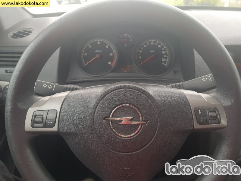 Opel Astra H Astra H 1.9