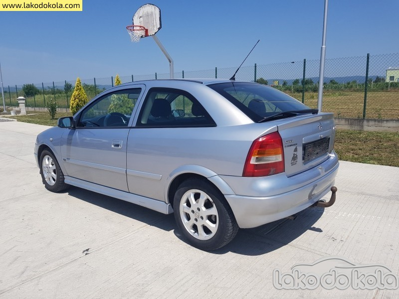 Opel Astra G Astra G 1.6