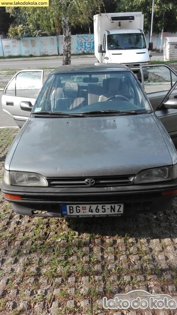 Polovni Automobil Toyota Corolla Xl Polovni Automobili
