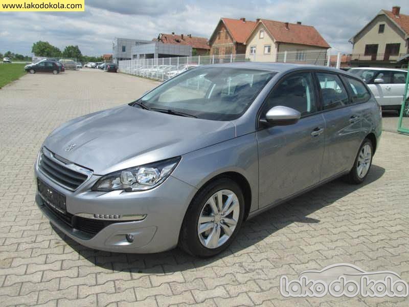 Polovni Automobil Peugeot 308 20 Bluehdi Aut Polovni