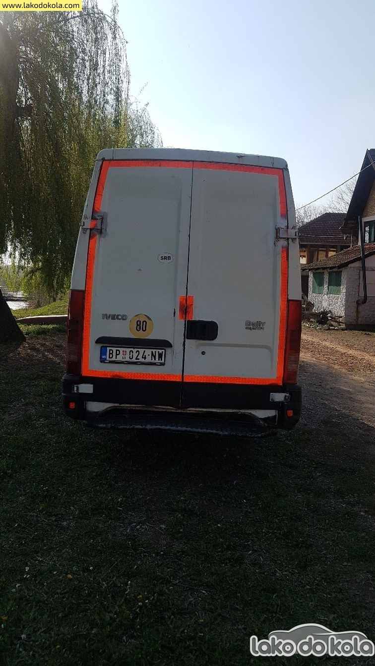 Iveco 35 S dayli
