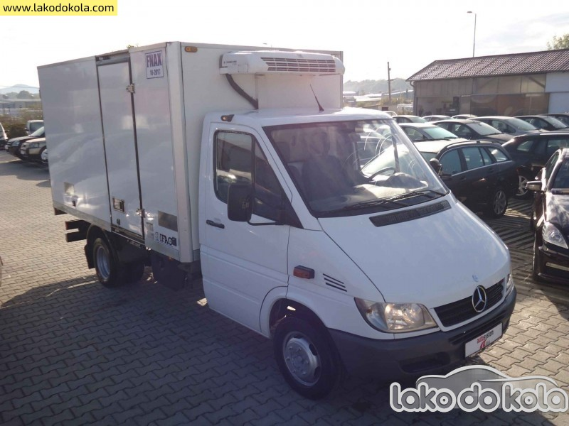 Mercedes Benz Sprinter 416cdi